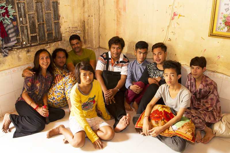 LGBT in Boeng Kak UNTENU HIV AIDS LHBT
