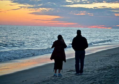 sunset beach suzanne rob oakisland