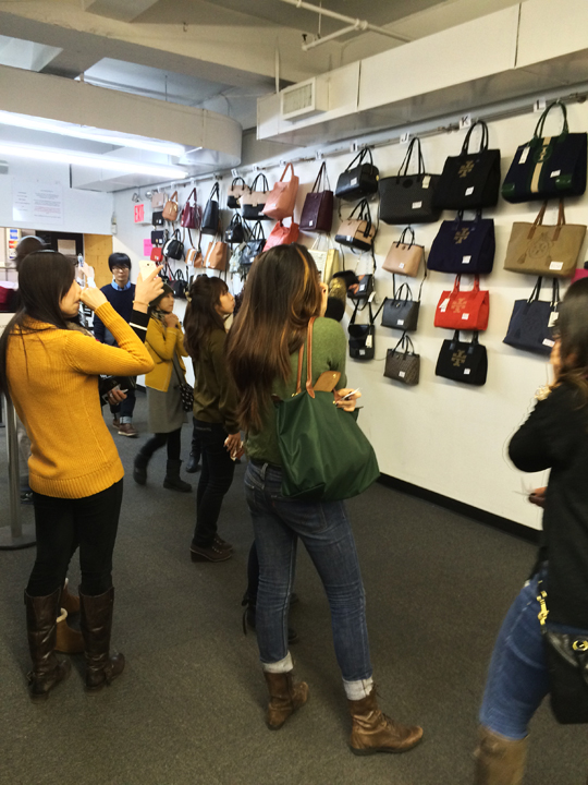 Mizhattan - Sensible living with style: *SAMPLE SALE* Life Is a Burch