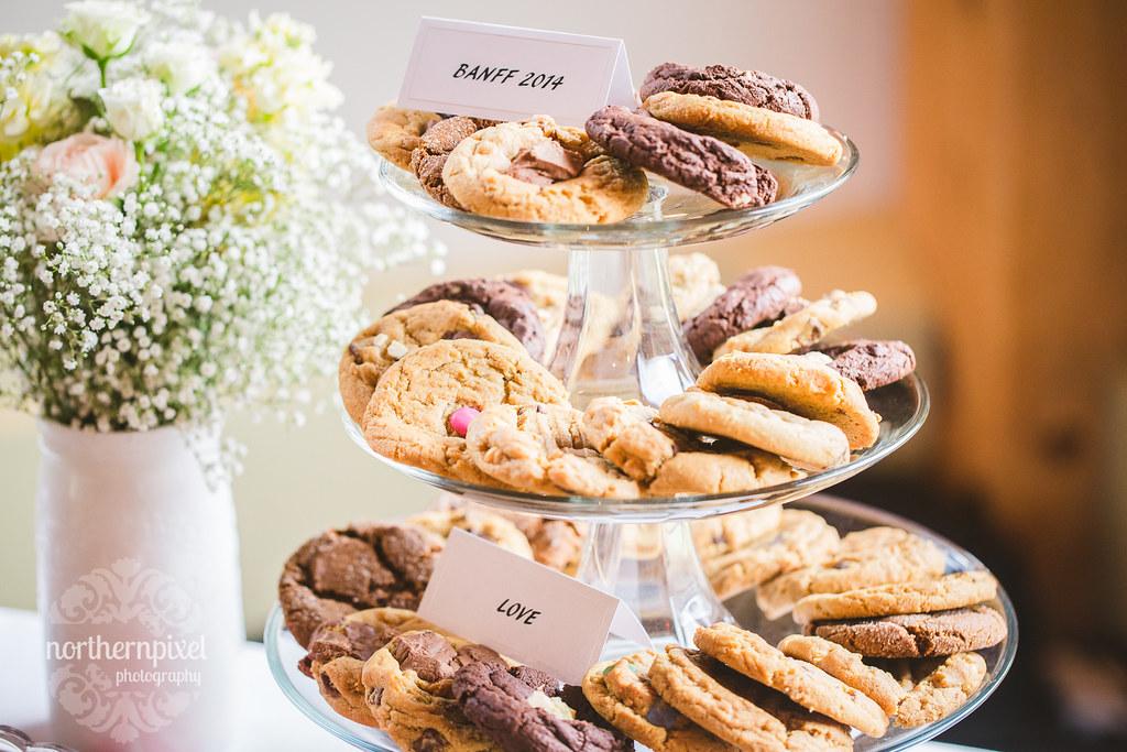 Mount Norquay Wedding Reception