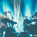 Caribou // Webster Hall by Chad Kamenshine
