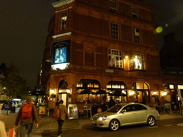 pub oxford street