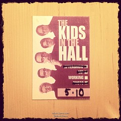 The Kids In The Hall - 05/10/08 #tbt #throwback #throwbackthursday #musicsumo