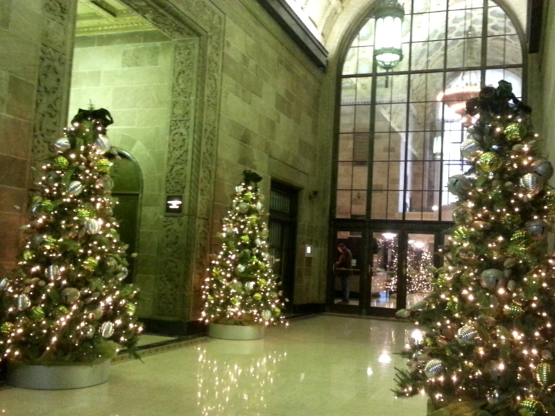 Commerce Court Christmas