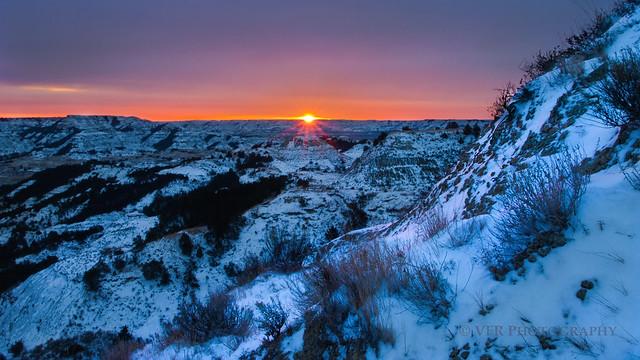Dawn at zero