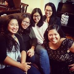Love these #wapisa ladies! #creeper #Christmas #studentaffairs #mentor #mentees #lovetheseladies