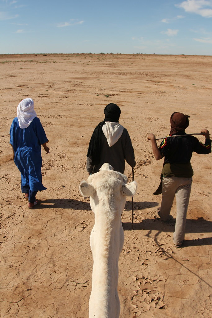 The Sahara Desert: A 6 Day Trek