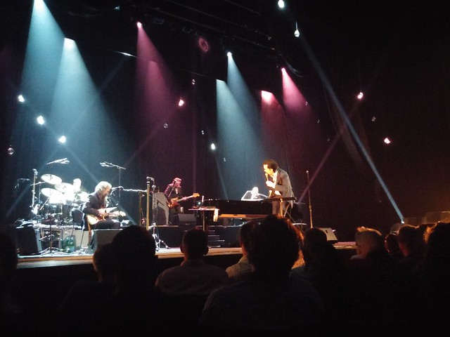 Nick Cave at the Festival Theatre
