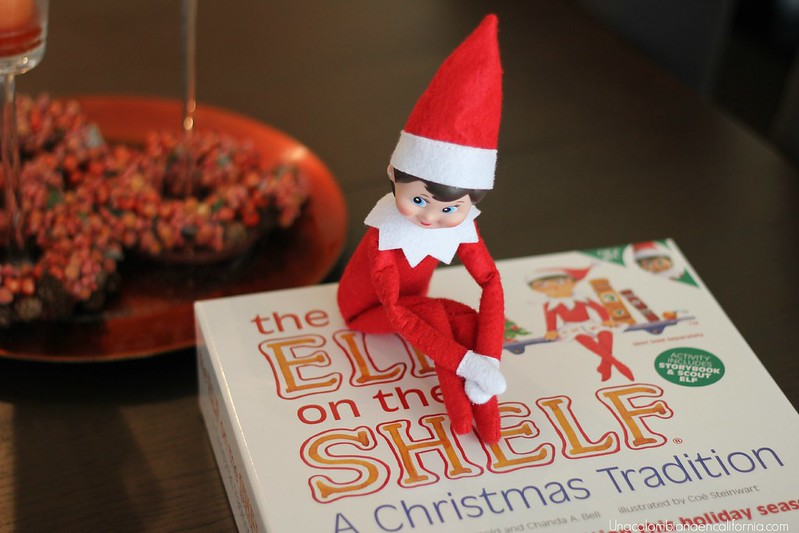 Elf on the Shelf : Adoptando traditions