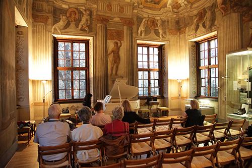 concert Villa A