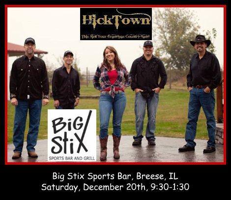 Hicktown 12-20-14