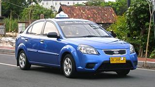 2012 Kia Pride Sedan taxi