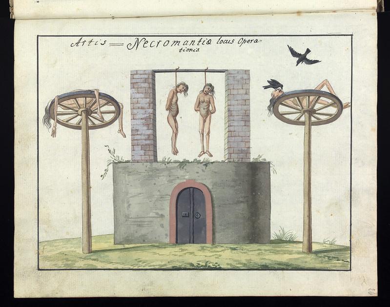 Compendium rarissimum totius Artis Magicae sistematisatae per celeberrimos Artis hujus Magistros - Folio 26 recto, 1766-1775