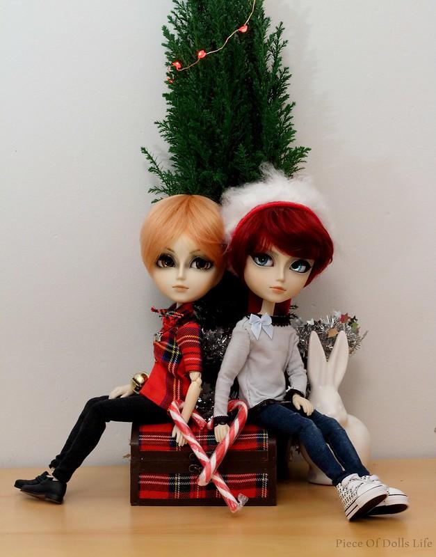 Twins Dai and Haruka