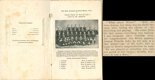 """The Originals"" ""All Blacks"", 1905 tour and controversial loss to Wales"