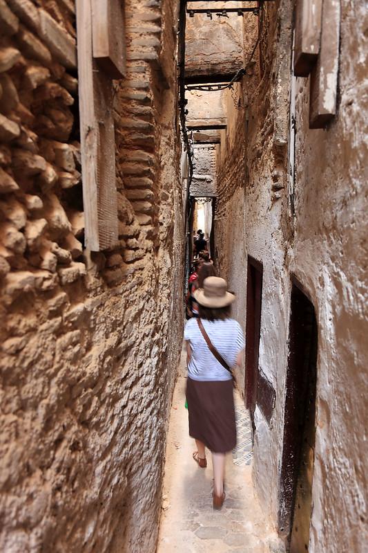 Medina passage