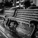 Frozen bench by Schiffpat