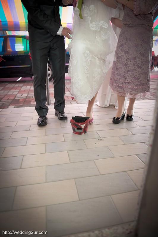 [婚禮攝影] @雲林自宅流水席_070家昇佩如