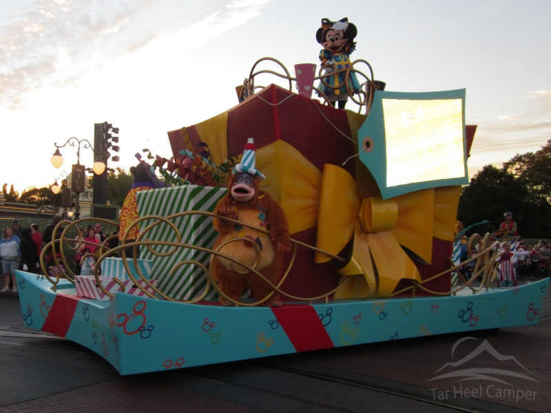Walt Disney World - Parade