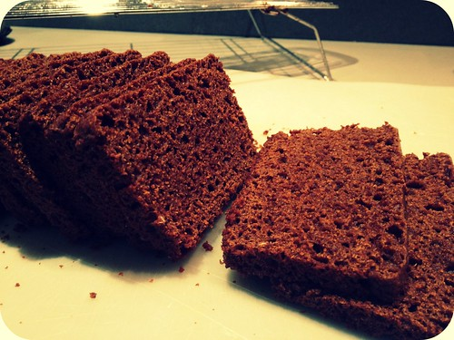 Brown Bread - sliced