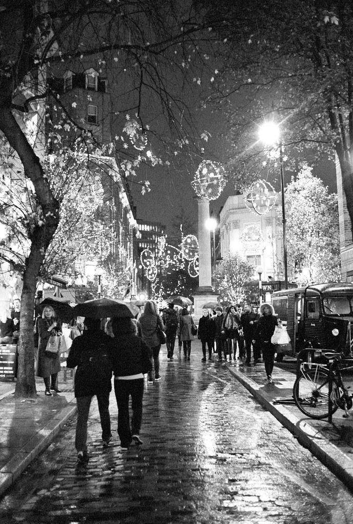 December Streets