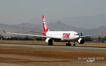 TAM A330-200 (RD)