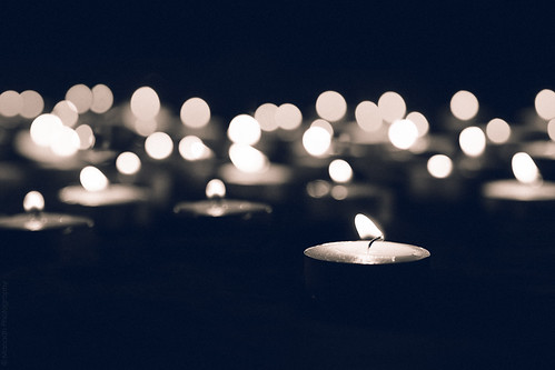 By candlelight // 18 12 14