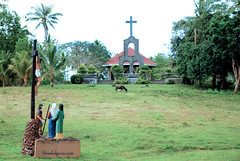 Holy Family Hills in Guimaras