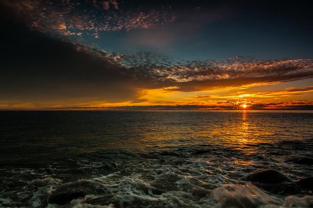 Sunrise North of Los Barriles