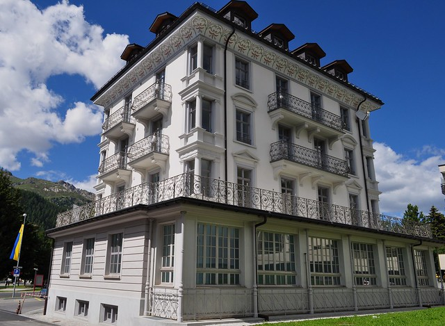 Hotels Saint Moritz