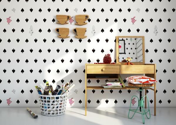 Nhà thiết kế Fajno với thiết kế nội thất phòng ngủ trẻ em dễ thương