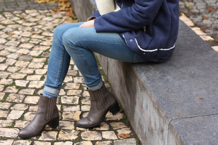 cheap monday skinnies, kell chelsea boots