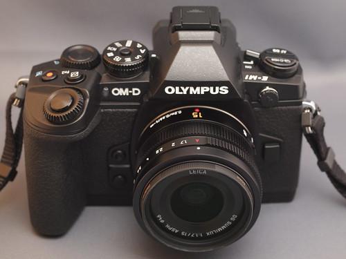 OLYMPUS OM-D E-M1 + LEICA DG Summilux 15mm F1.7 Asph.