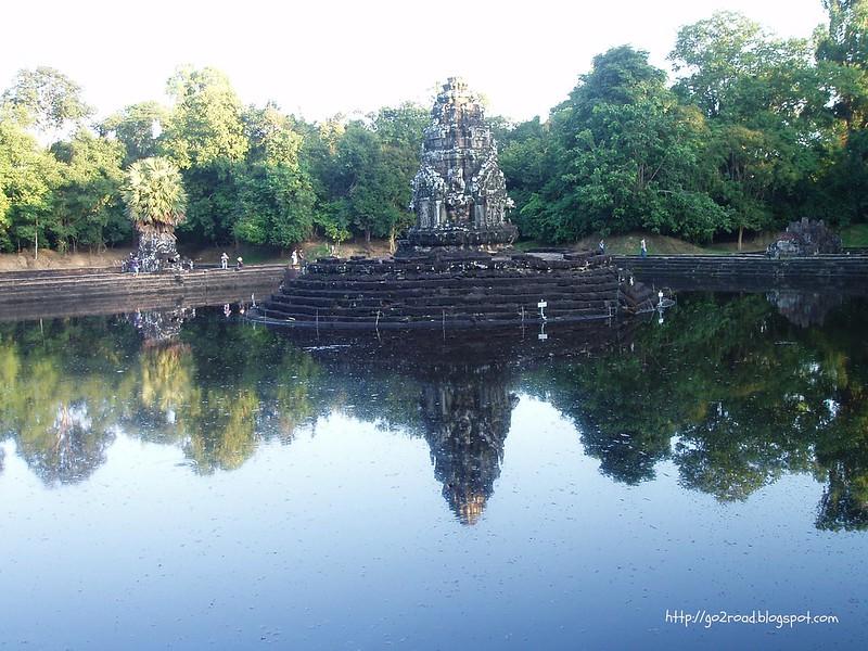 Ангкор, Ник Пин