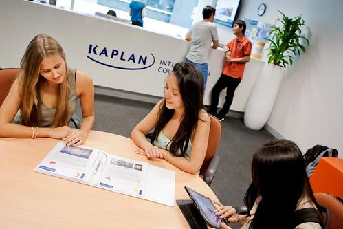 InterWay y la escuela de Kaplan en Melbourne