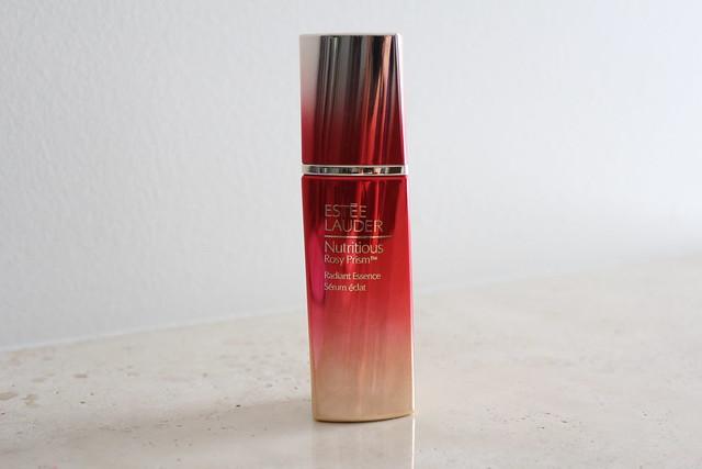 Estee Lauder Nutritious Rosy Prism Radiant Essence review