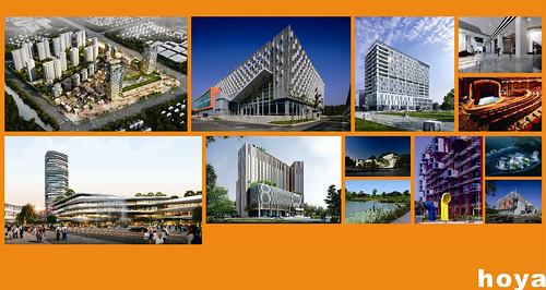 禾揚聯合建築師事務所+禾境室內裝修設計+禾揚建築設計諮詢(上海)有限公司徵求人才