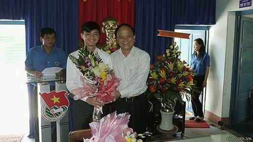 Nguyễn Minh Triết, con út anh Ba