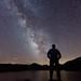 Dark Skies Along the June Lake Loop by Jeffrey Sullivan