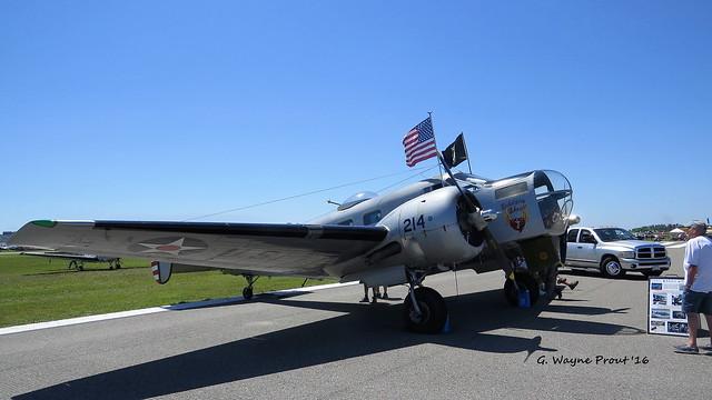 1958 Beech AT-11 Kansas N214CR 19486