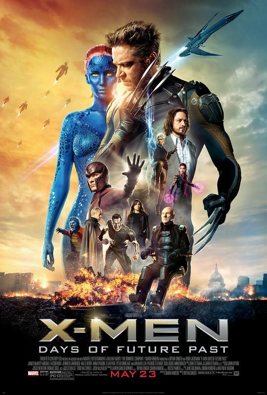 (2014) X-Men Days of Future Past