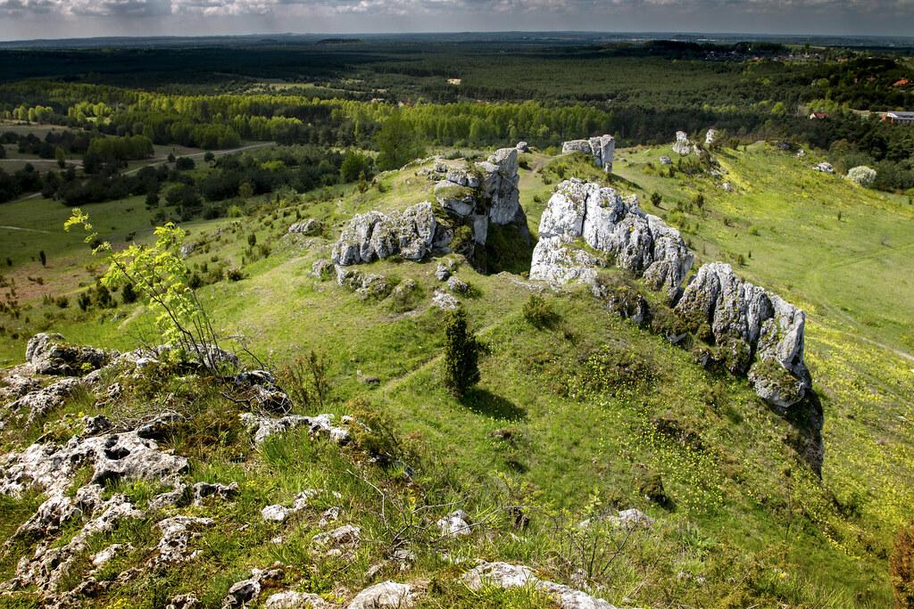 Góry Sokole #6 - Jura - Polska / Poland