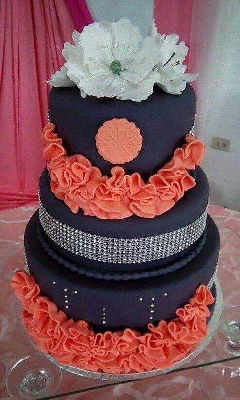 Cake by Angelica Magno