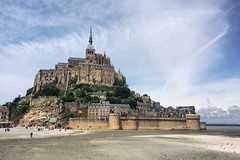 Mont St Michel AL France 2016