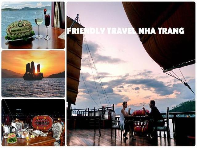 Tour Sunset Cruises Nha Trang