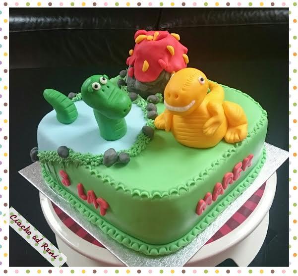 Cake by Renata Adamska