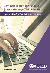 Common Reporting Standard Status Message XML Schema: User Guide for Tax Administrations