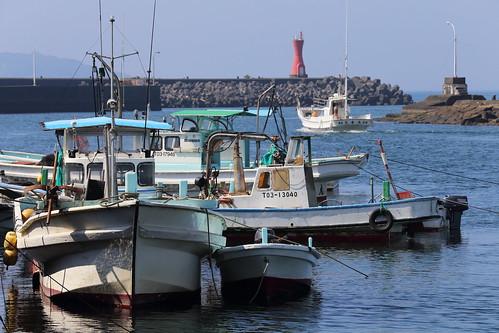 sea lighthouse japan landscape 日本 fishingboat tokushima 四国 漁港 fishingharbor mugi 漁船 徳島県 牟岐