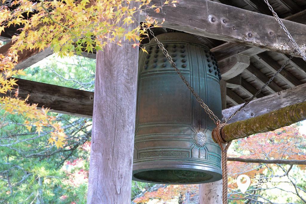 京都赏枫景点 高雄西明寺 12