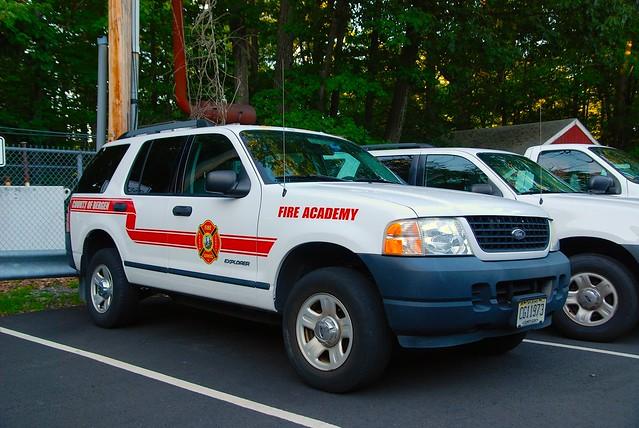 Bergen County, NJ Fire Academy